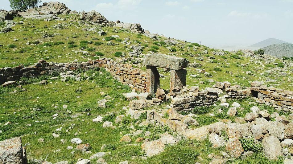 KARADAĞ Ancient City Ancient Ruins Değle ören Yeri