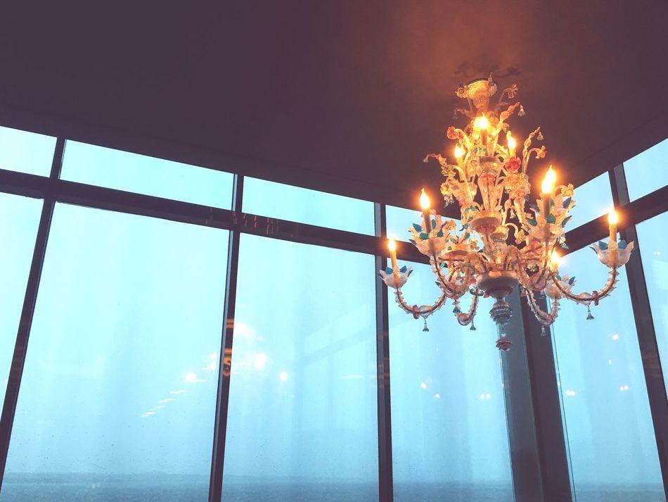 Monsant De Aewol Cafe Lighting