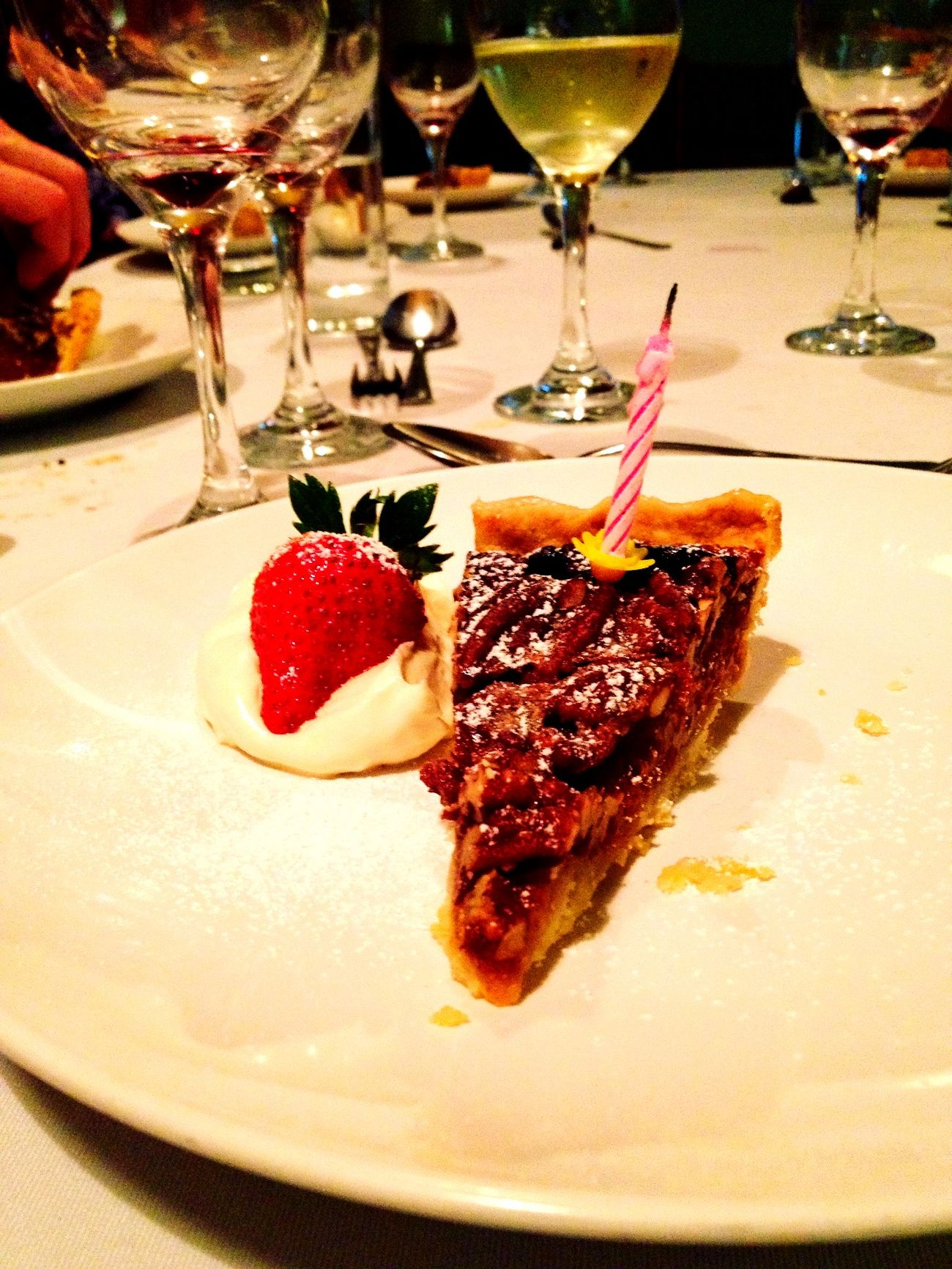 Birthdaying at Magnolia Birthdaying