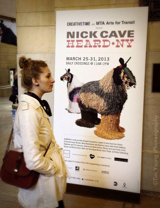 Nick Cave | Heard-NY