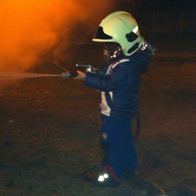 Mini Firefighter