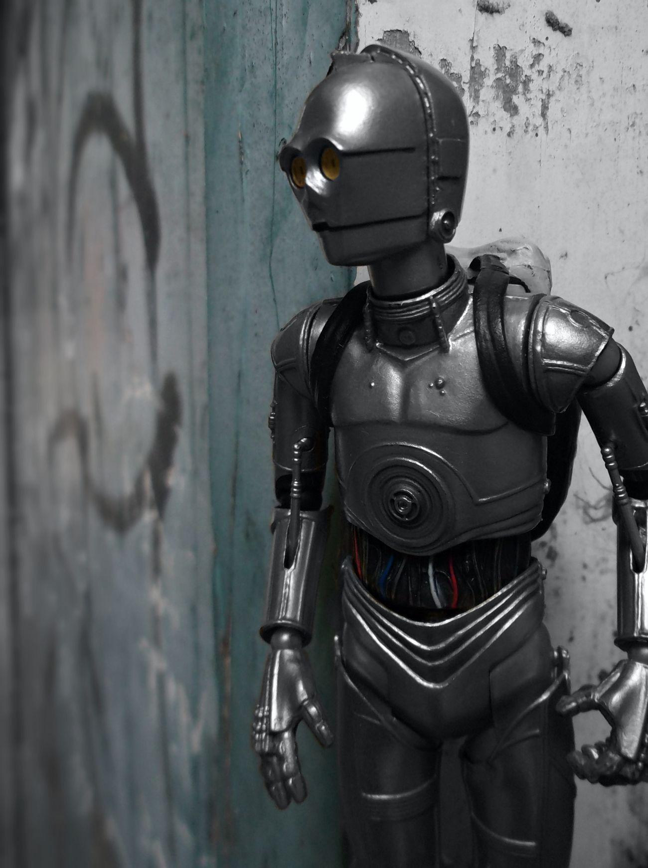 3PO C3po Starwars Toyphotography