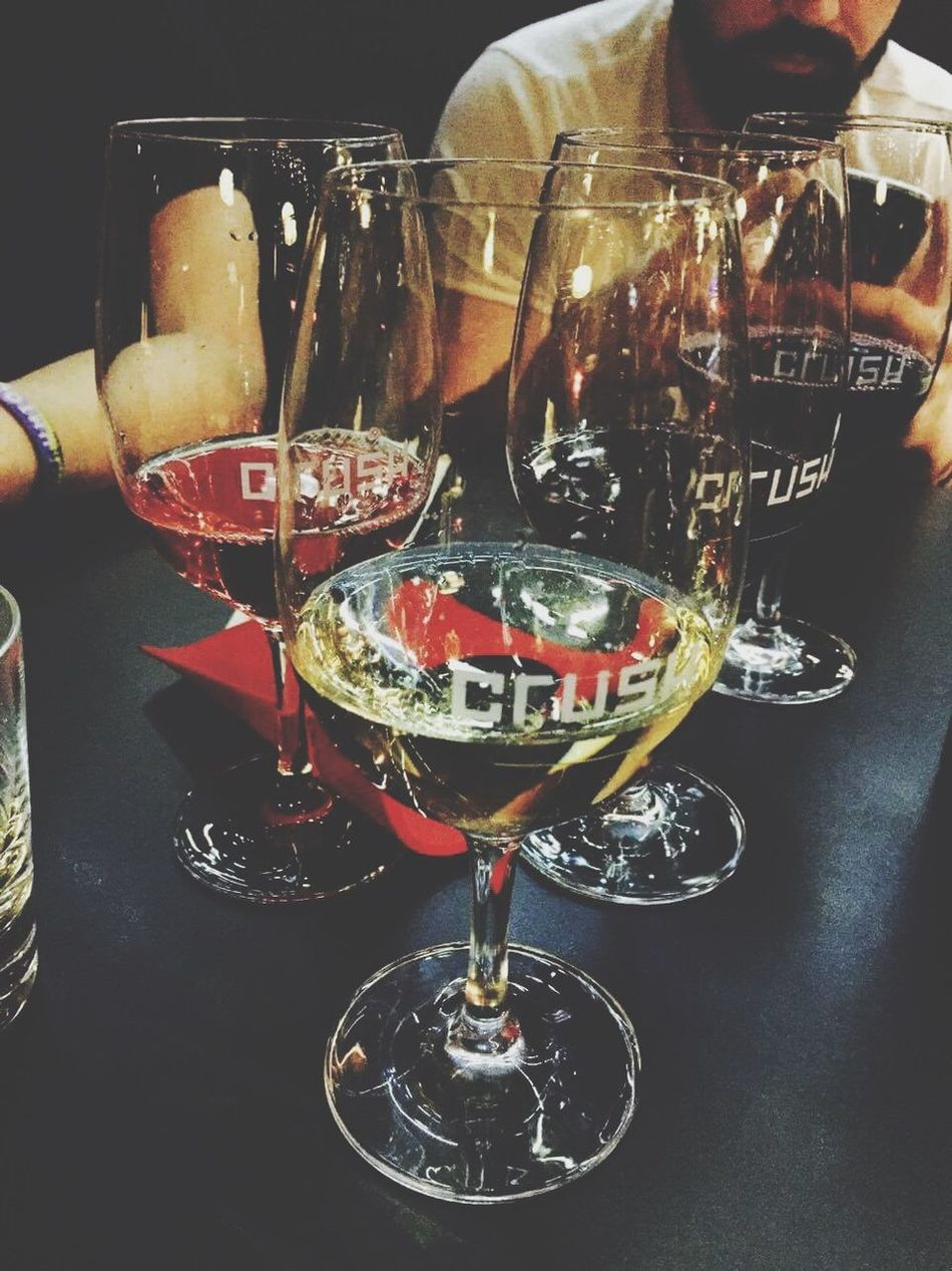 Wine Drink Alcohol Night Roumanie Crush With Friends Indoors  FabulousDay Good Travel