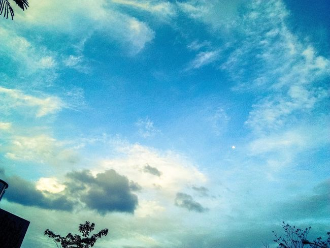 Afternoon sky Mobile Clickography AndroidPhotography