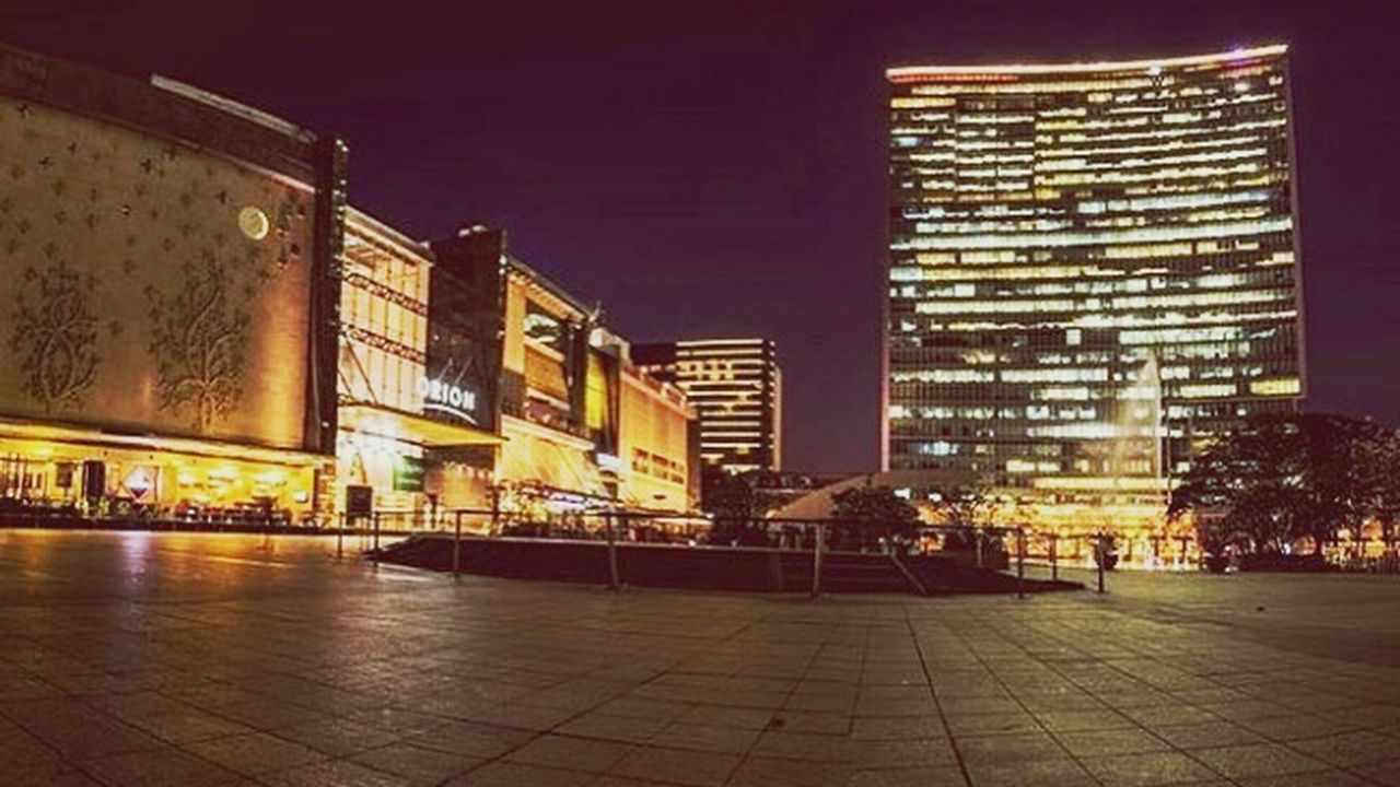 night, illuminated, architecture, building exterior, city, travel destinations, skyscraper, built structure, cityscape, city life, outdoors, urban skyline, modern, no people, sky