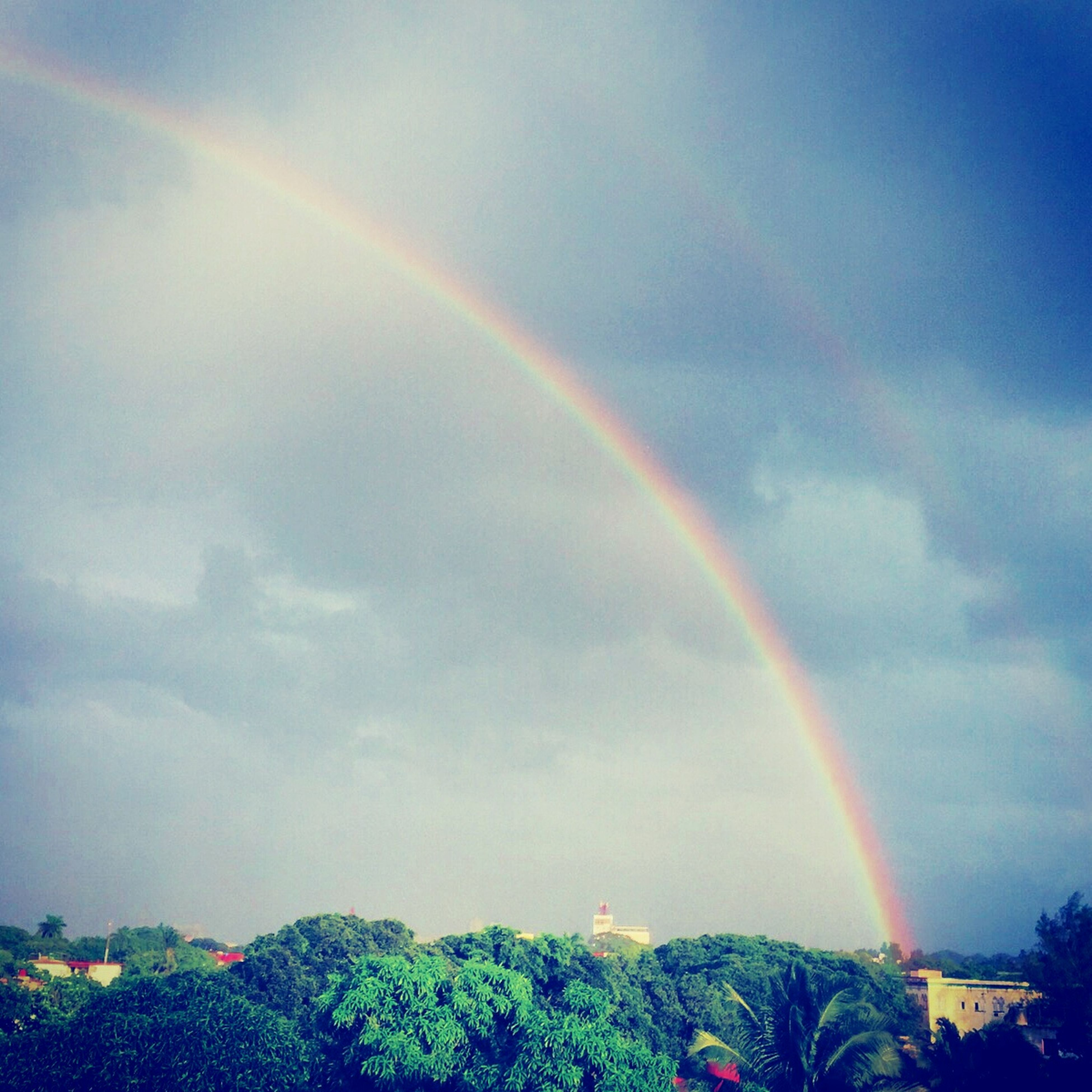 Over the rainbow so high... with you. First Eyeem Photo
