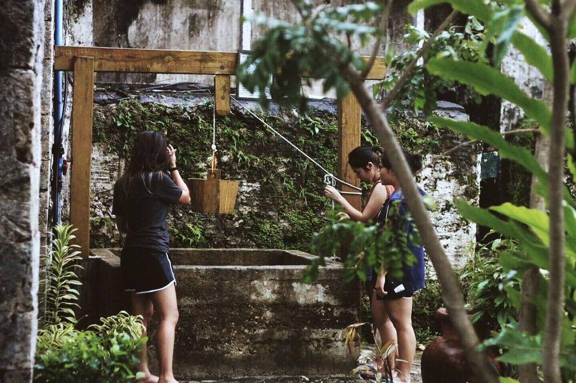 Wishing Friendship Outdoors Wishing Well Bohol Philippines BACLAYON