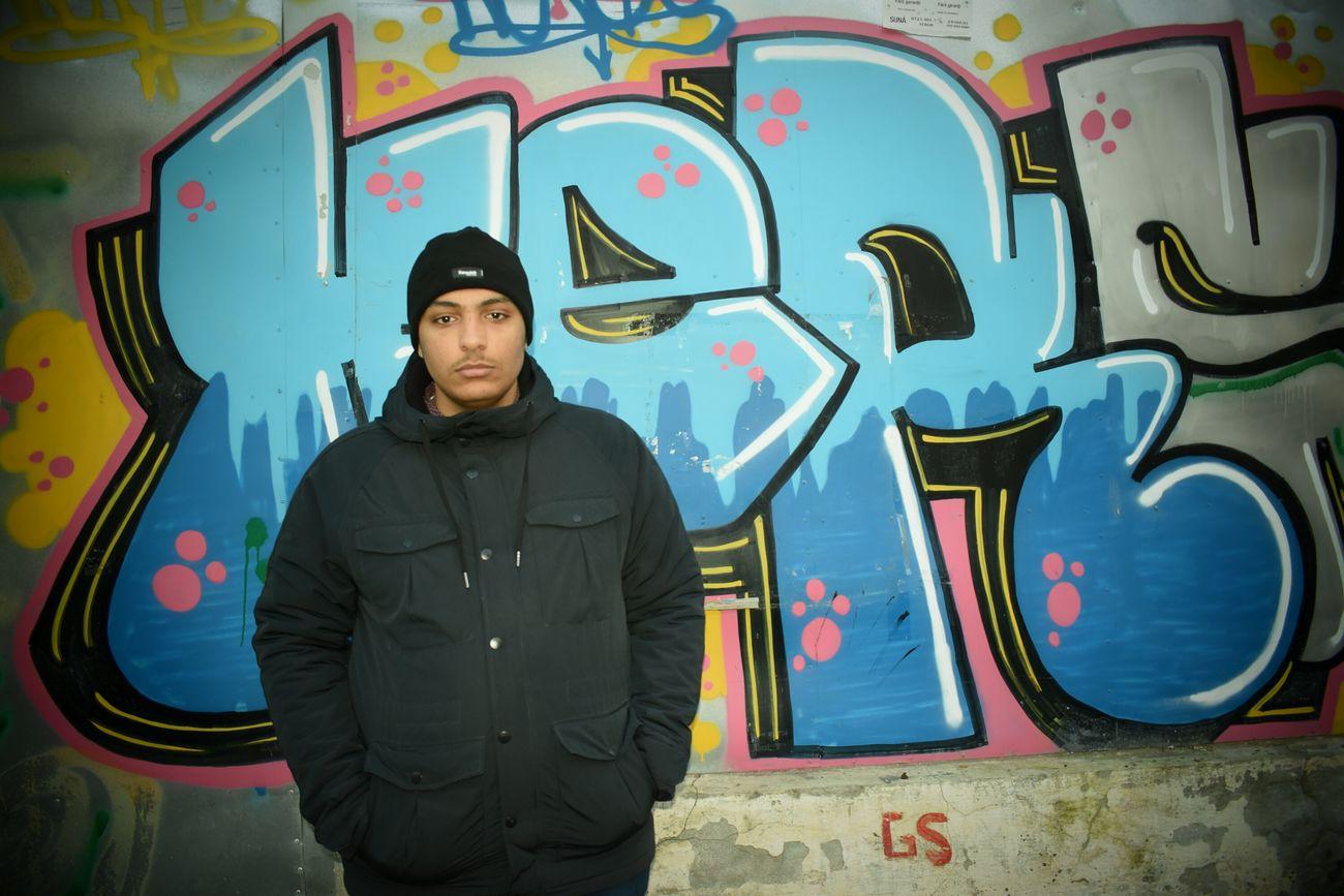 Youngg OG WestCoast Graffiti Art Hood First Eyeem Photo