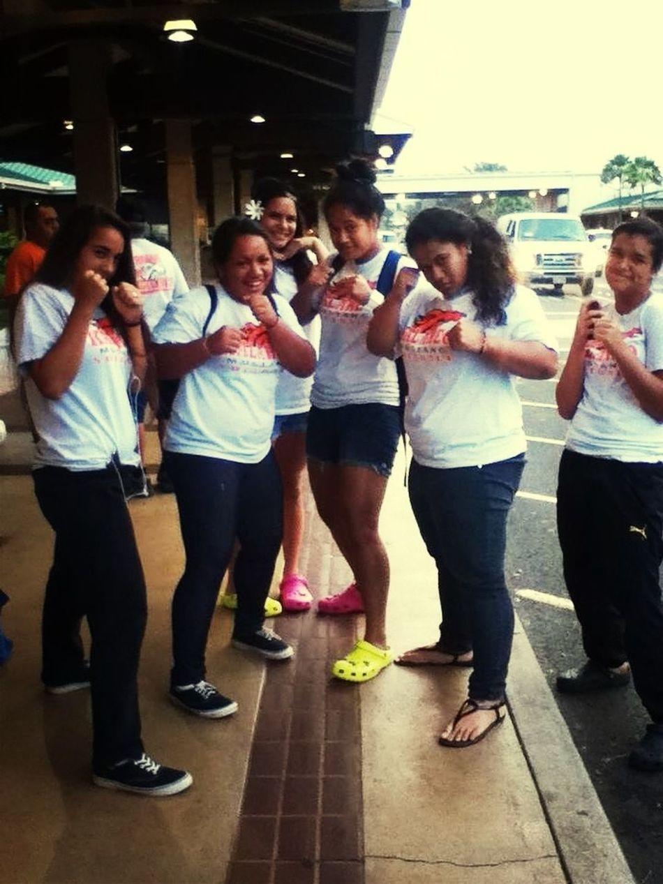 We so mekk like!