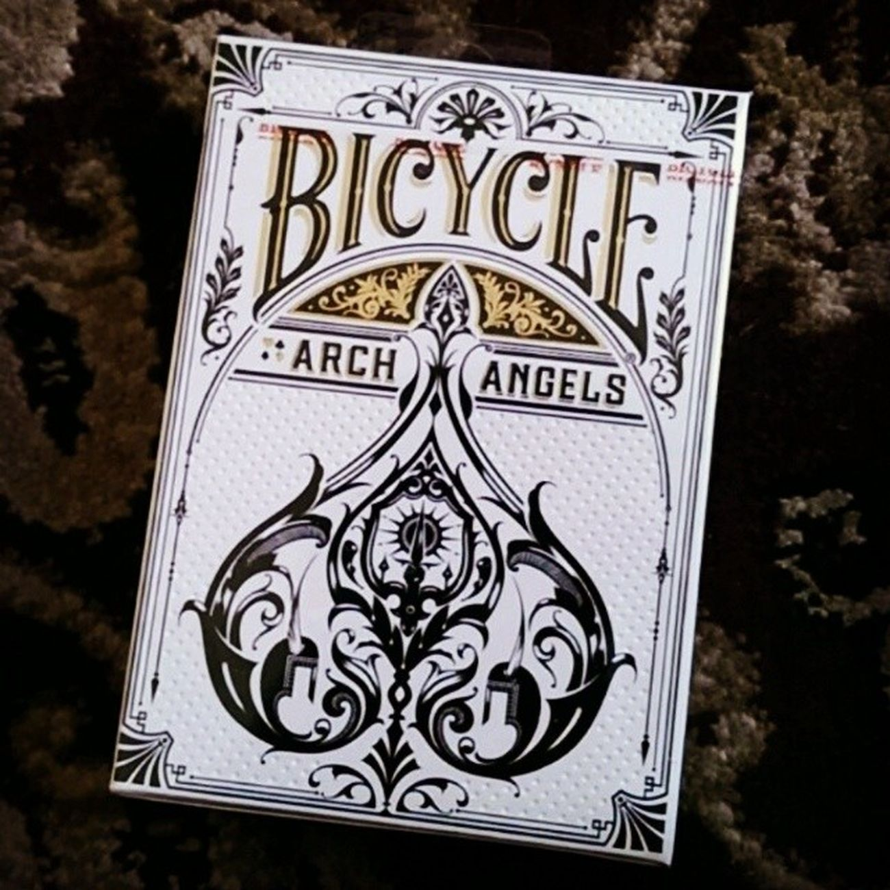 Bicycle Deck Aces Arc Angels Hot Spades Diamonds Clubs Hearts Arcangel Majestic