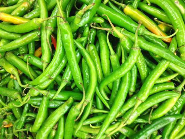 Chilies Dried Fresh Green Herb IPhone IPhone Photography Red Spice Vegetable
