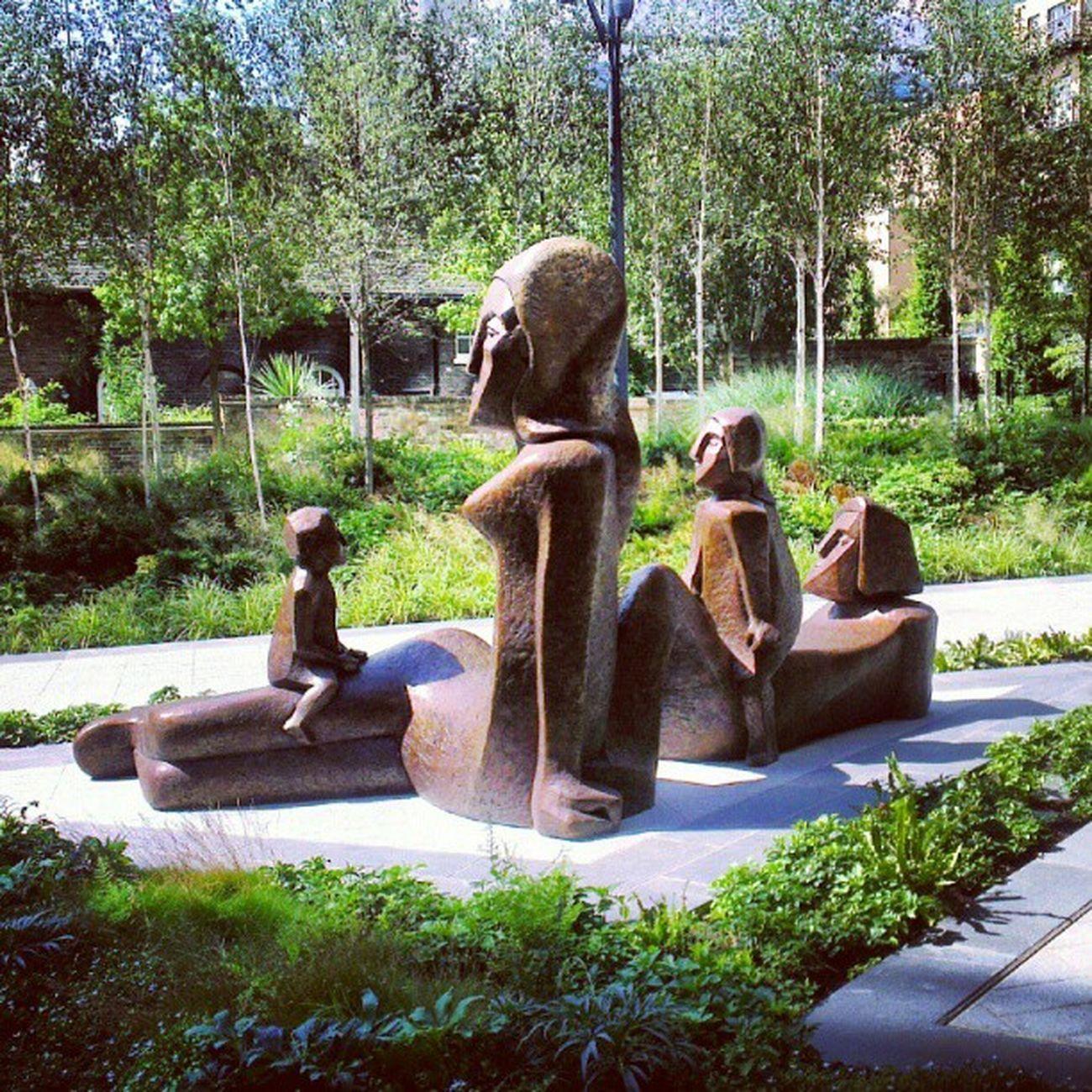 Neo Bankside sculpture. Neobankside London Southbank Southwark