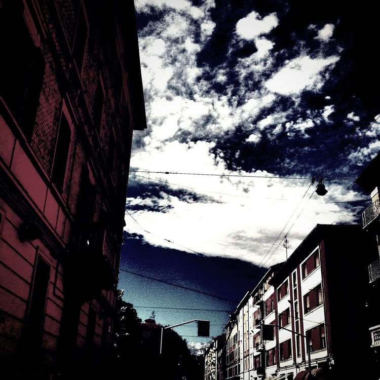 sky in Bologna by My_pics1973