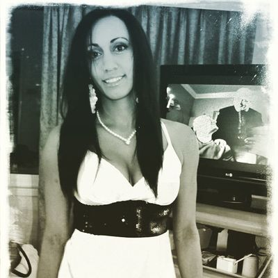 Dress is from a Clothingswap GoodTimes Random hotel sometimes things turn out betterthanexpected bigeyes unimpressed facialexpressions Nye blackandwhite um sober not unnecessary cleavage pearls ladylike idontthinkso