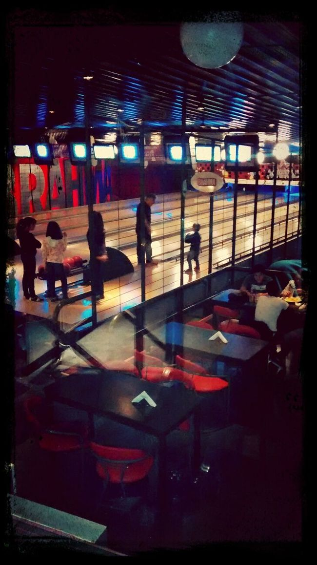 Like A Boss Relaxing Buenosaires Bowling :)