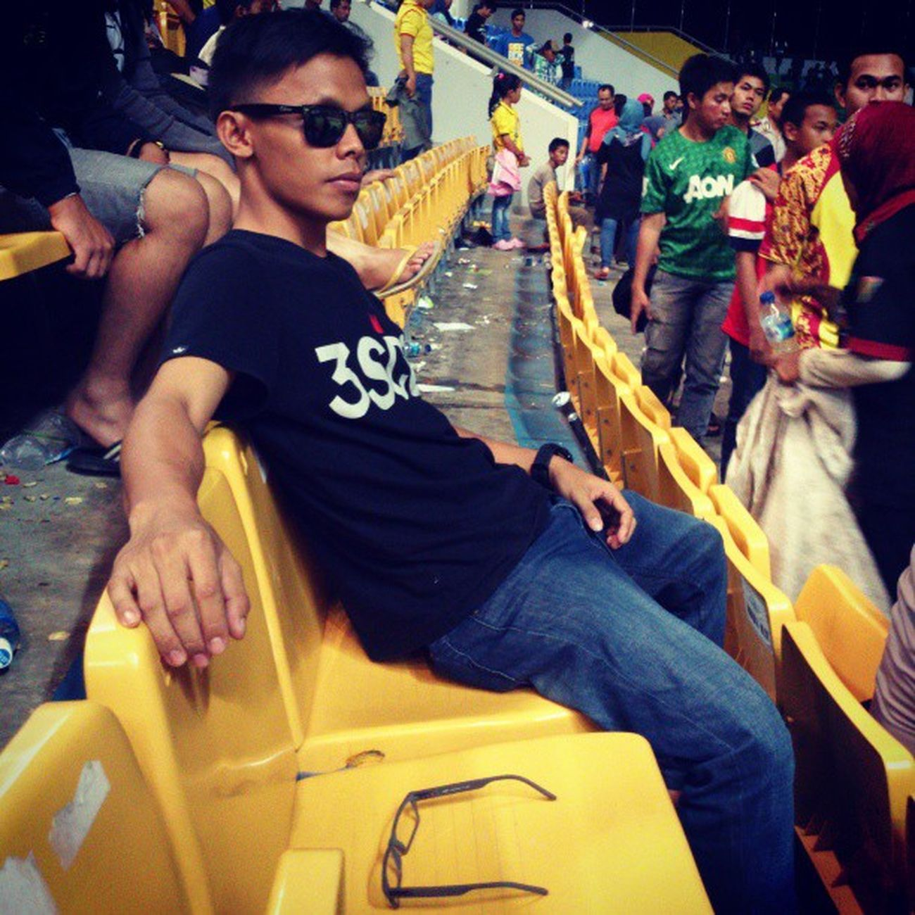 Jakabaring Sriwijayafc Football Stadion