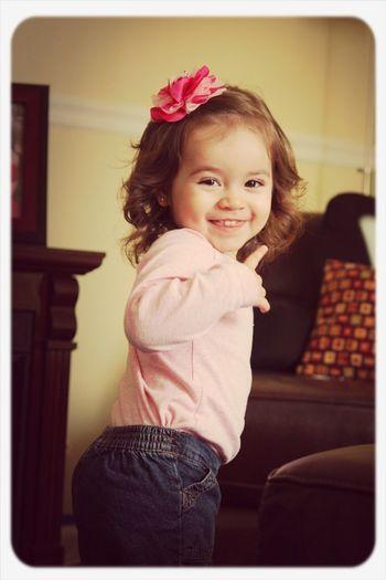 My Little Dancer!
