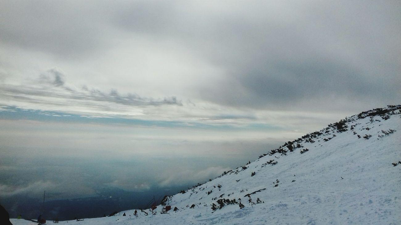 Snow Mountain Cold Temperature Hightatras  Snowboard Lastwinter