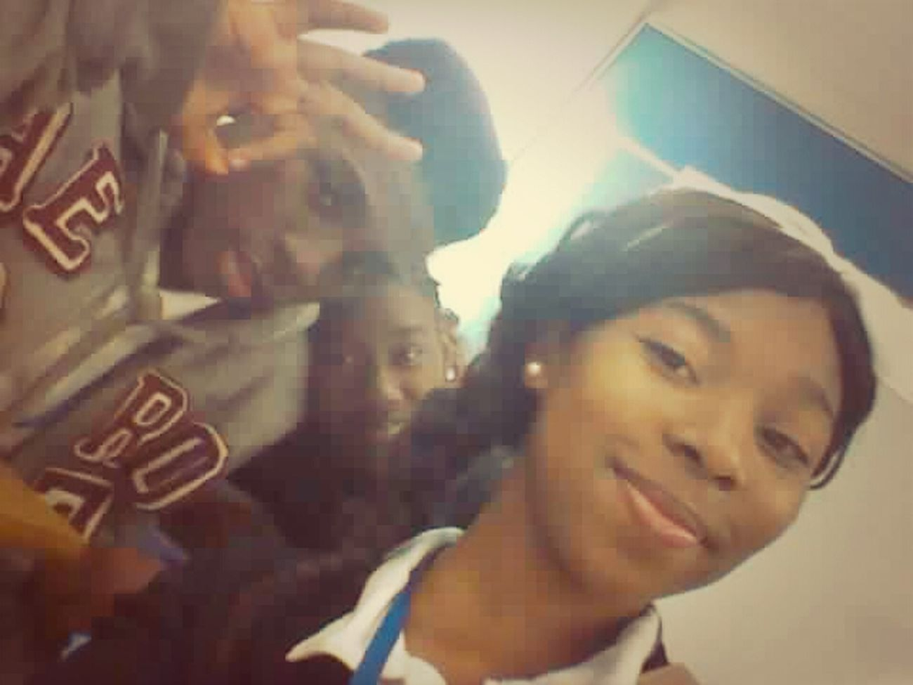 We Was Thugging At School ..#2012