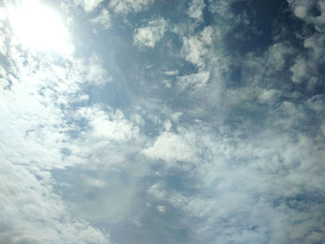 Clouds And Sky Beautiful Day I Love Sky  Sky_collection Oppon3