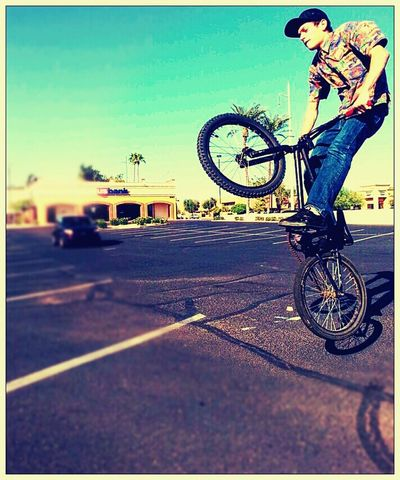 Bmxrider  Bmx  Portrait Of A Friend Hanging Out Check This Out Taking Photos Relaxing Enjoying Life Shot With A Smartphone Camera Pixlr Edit Arizona Life! Something Different