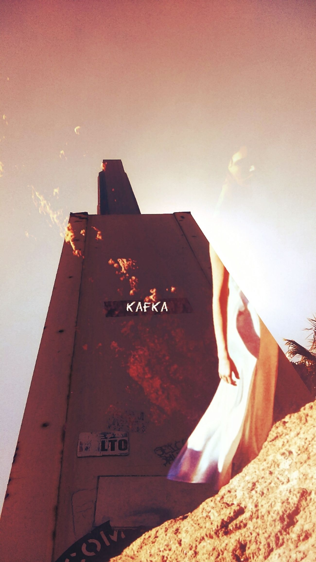 Surrealism Kafka Summer The Road Other, Worldly Creative Edit Dream States