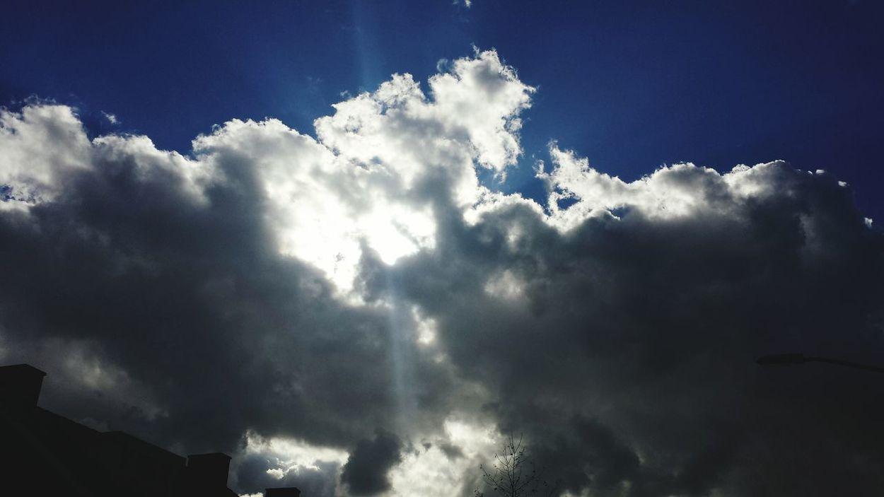 Dutch Light Clouds & Sky