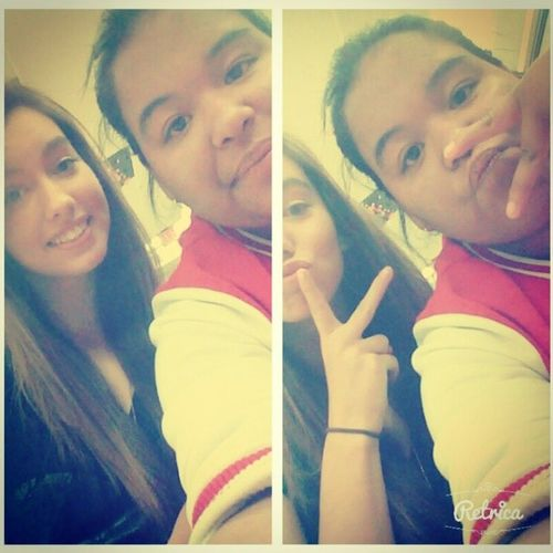 My Babee && I in 4th Period Today. We Were Bored And We Took Lots Of Pictures. cx I Can't Believe We Have Lots Of Pictures. So Many Memories <3 Thank You Babe For Everything! You're My Best Friend In The Whole World! <3 You're My Everything! I Had A Great Day With You. <3 c; I Lovee You Babee Forever And Ever <3 c; Bestfriends MyBabe Shesmine Sobackoff wecutee girlfriends sistersforlife boo swagg kbyee P.S. I'm Leaving Cajon In 10 Days . v.v