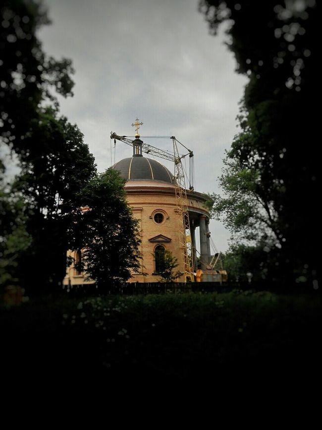 Architecture Historical Building Yahotyn Ukraine Church