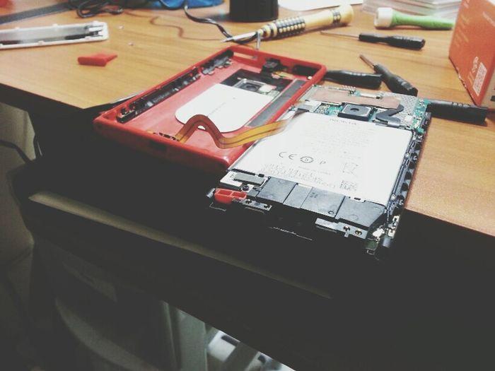 Repairs Cellphone Nokia Lumia 920 Taking Photos