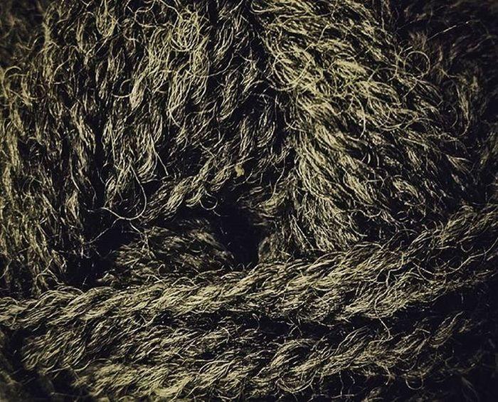 Knitting Yarn Wool Yarnball Spunwool Brown Grey Tt_wt_wool Wmm_brown