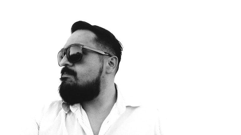 T h i n k i n g That's Me New Haircut Bearded Beardman Beardporn Beardlove Beardedmen Bear