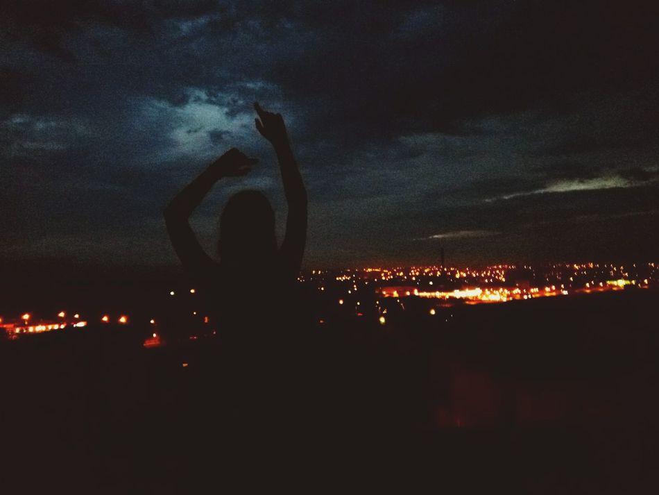 Sky City Evening Summer Nights Popular Photos Nice View Nice Look Beautiful Lights Like4likes Follow4follow