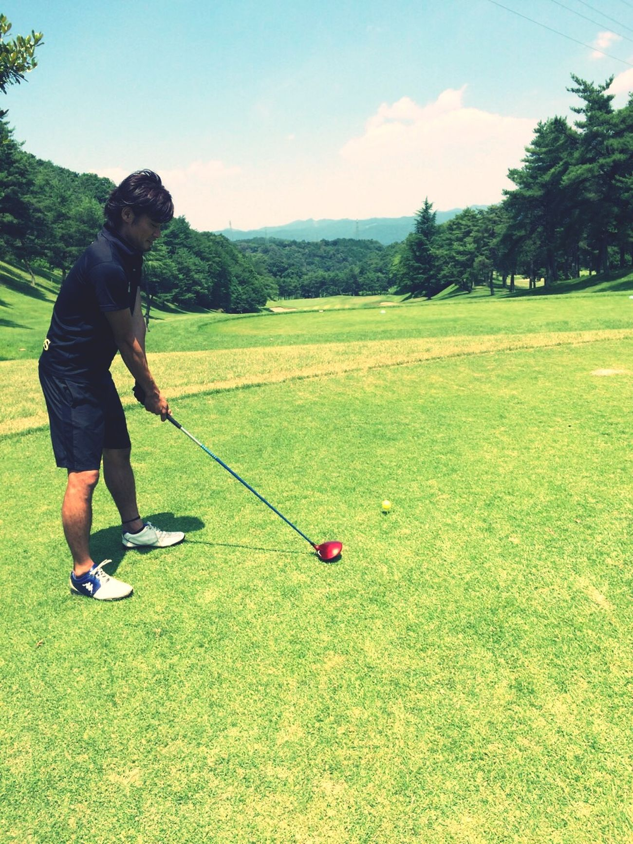 Golf 仲間 栃木県 風月cc