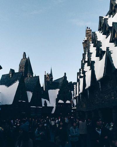 Hogwarts. SamTravels Osaka, 2015 International travel number 7 💙