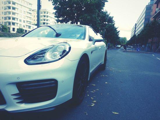 Panamera Porsche Car Fastcar