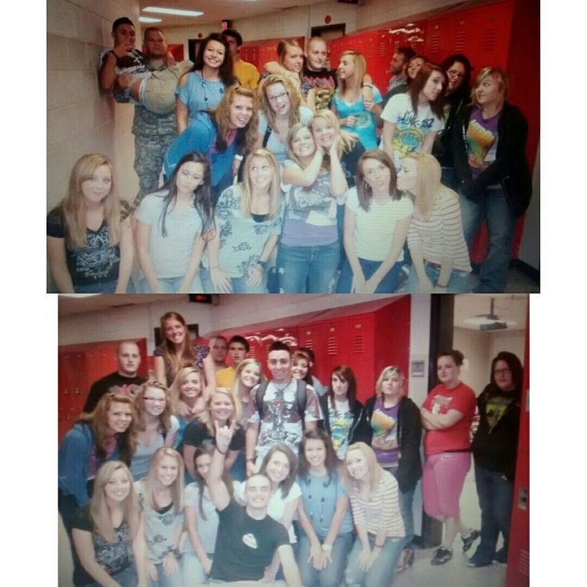 Throwback to senior year in high school 🏫 Hi! Enjoying Life Check This Out Hello World Cheese! Today's Hot Look Popular Photos Happy Classof2012 Hanging Out