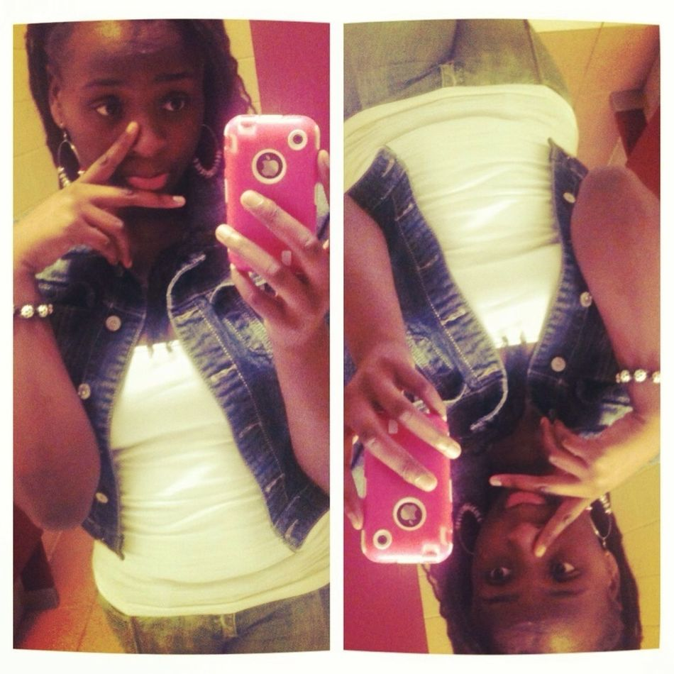 I Thought I Was Cute :)