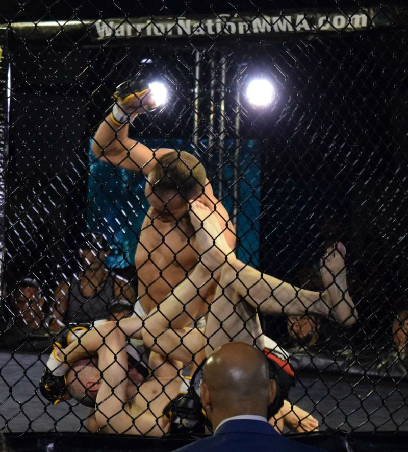 Mixed martial arts Real People Lifestyles Mixed Martial Arts Fight FightNight MMA