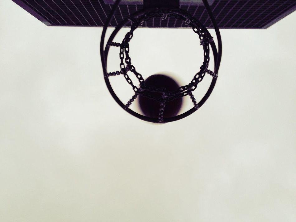 BSBL at basketball court rosenthaler BSBL