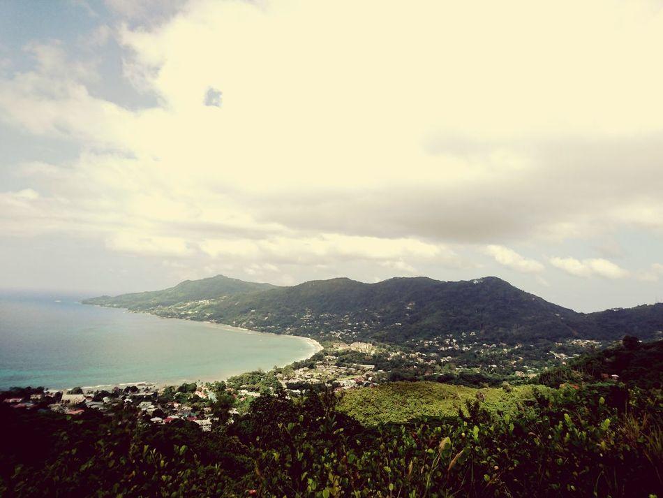 Enjoyingtheview Seychellesisland Beau-vallon Beach