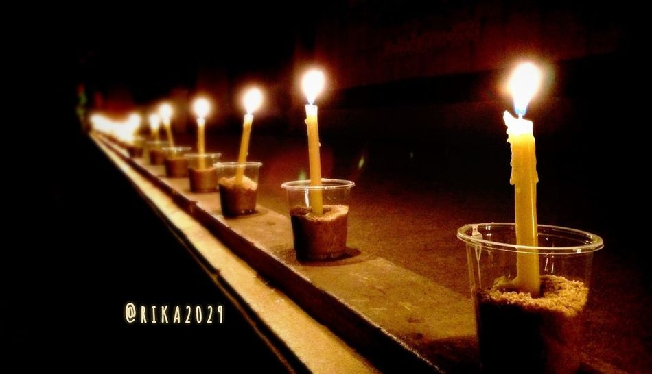 Candle Candlelight Candle Light