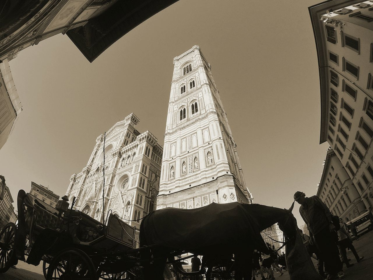 Florence Italy My Year My View Actioncam Go Pro Architecture Castle View  Castle Embrace Urban Life