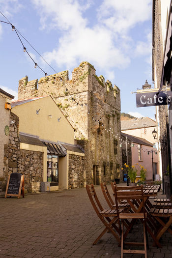 The Mint in Carlingford (Ireland) Carlingford Celtic Ireland Louth Medieval Mint Tholsel Town