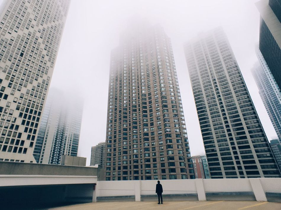 Beautiful stock photos of urban photography, Architecture, Building Exterior, Built Structure, Chicago