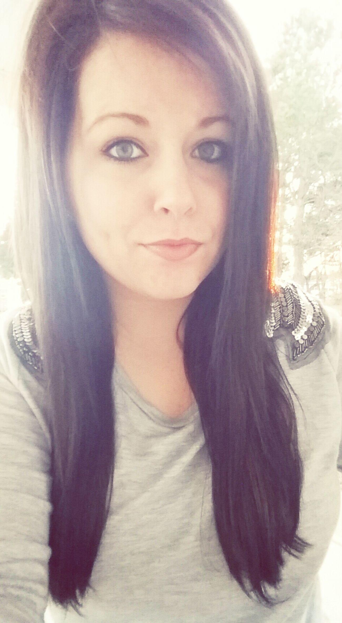 Im A Brunette Again! First Eyeem Photo