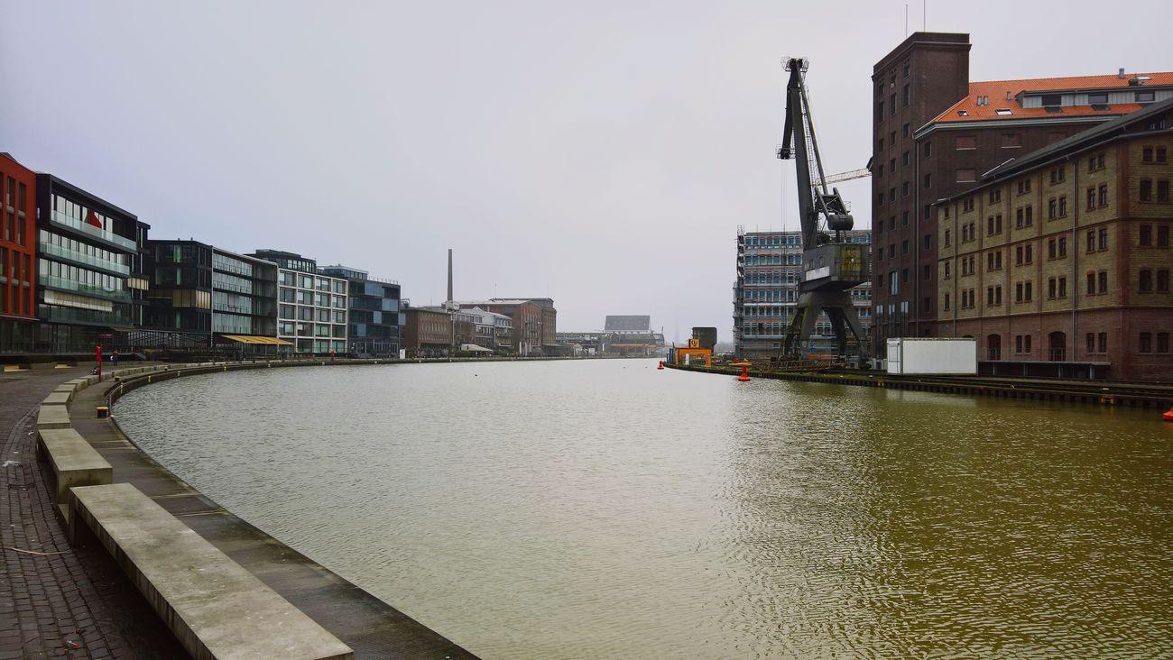 Habour Hafen Muenster Münster Hafen Münster Water