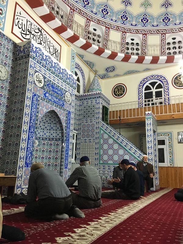Cami Mescid Ibadet Ibadethane Ramazan Ramazanbayramı Türkiye
