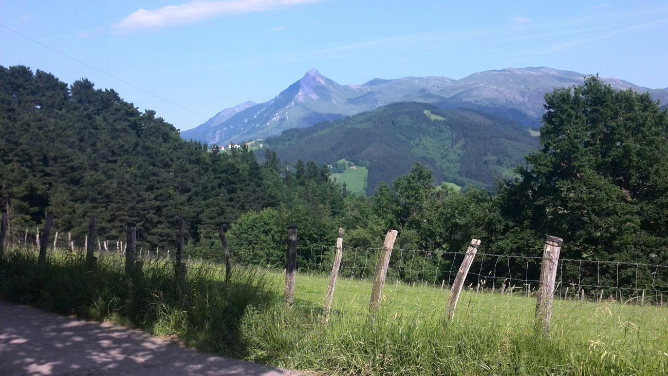 Txindoki Olaberria Gipuzkoa Paisaje Euskadi