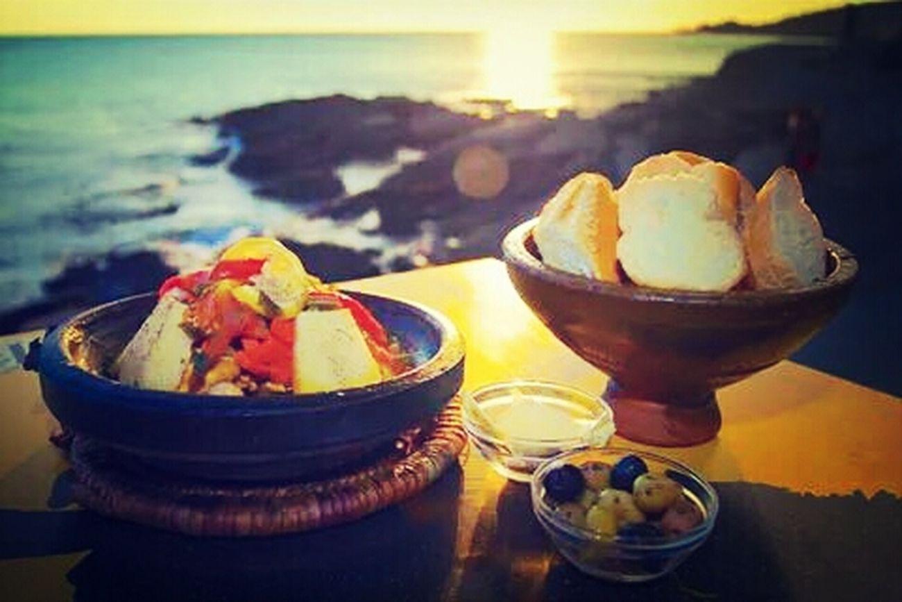 Un Tajine Marocain 100% ♥♥ Tajine Moroccan Food Traditional Food Relaxing